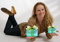 Miss Natural geeft 40 Kerst cadeautjes weg