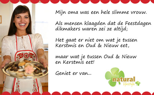 Kerstwens Miss Natural